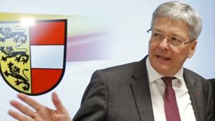 Der Kärntner Landeshauptmann Peter Kaiser. (Bild: APA/GERT EGGENBERGER)