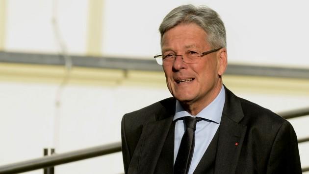 Landeshauptmann Peter Kaiser, SPÖ (Bild: APA/Herbert Pfarrhofer)