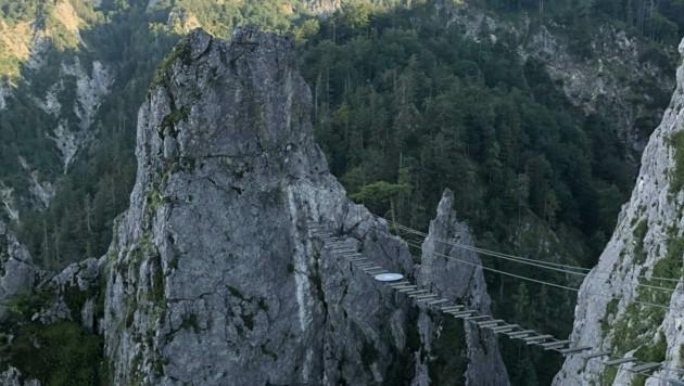 Die Drachenwand in St. Lorenz am Mondsee (Bild: APA/FOTOKERSCHI.AT / BERTHOLD)