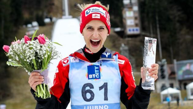 Eva Pinkelnig (Bild: GEPA)