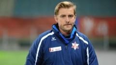 David Preiß ist nicht mehr Trainer des GAK. (Bild: Sepp Pail)