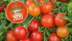 """Die Kirschtomate """"Rote Rosi"""" liegt im Trend. (Bild: OÖ Gärtner/Klaus Stummvoll)"""
