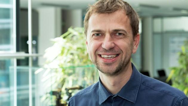 Quantenphysiker Wolfgang Lechner (Bild: Uni Innsbruck)