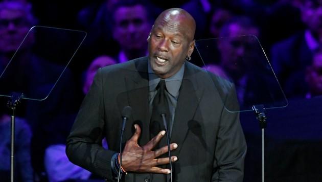 Michael Jordan (Bild: AFP)