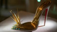 Louboutin-Ausstellung in Paris (Bild: www.viennareport.at)