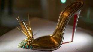 Louboutin-Ausstellung in Paris (Bild: www.viennareport.at)