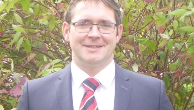 Anwärter: Martin Rauckenberger (Bild: Rauckenberger)
