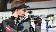 Salzburgs Luftgewehrschütze Stefan Wadlegger (Bild: schuetzenverband.at)