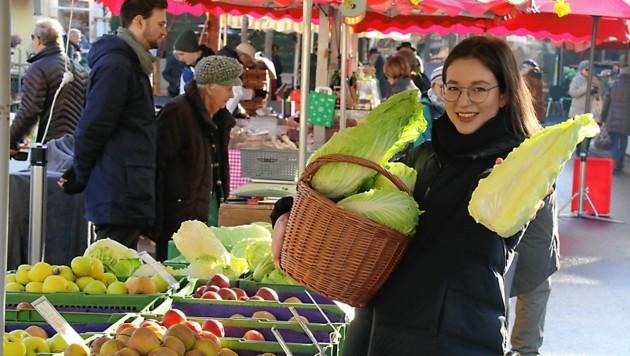 Bauernmärkte boomen. (Bild: Christian Jauschowetz)