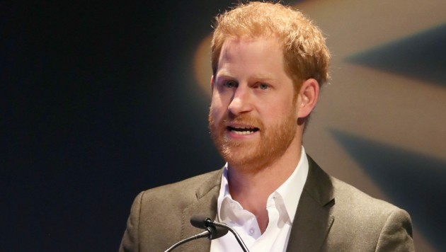 Prinz Harry (Bild: AFP/Andrew Milligan / POOL / AFP)