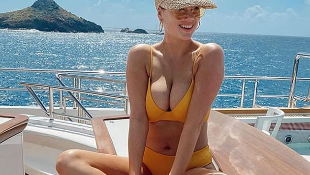Kate Upton (Bild: instagram.com/kateupton)