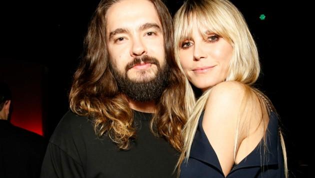Heidi Klum und Tom Kaulitz (Bild: 2020 Getty Images)