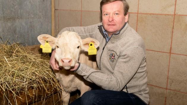 """Viel Leid"": Waldhäusl macht gegen Tiertransporte mobil (Bild: FPÖ/NÖ)"