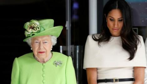 Queen Elizabeth und Herzogin Meghan (Bild: www.PPS.at)