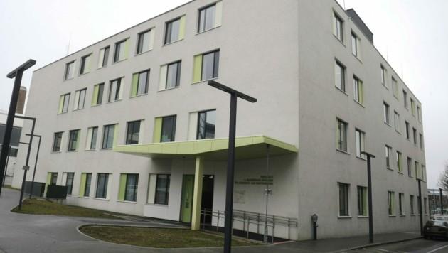 Die 4. Medizinische Abteilung, Infektions- und Tropenmedizin, des Kaiser-Franz-Josef-Spitals (Bild: APA/HERBERT PFARRHOFER)