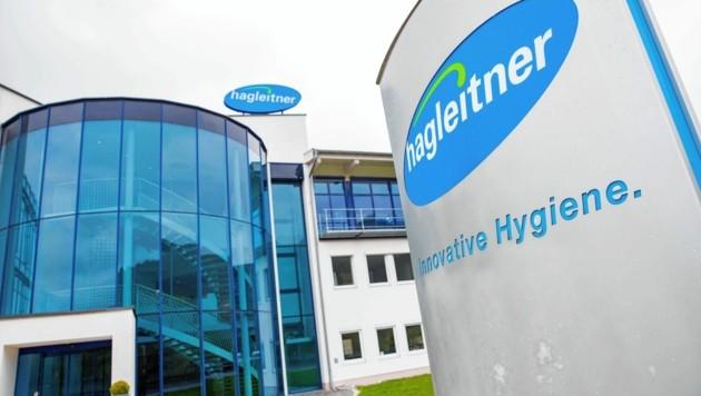 Firma Hagleitner in Zell am See (Bild: Neumayr/Christian Leopold)