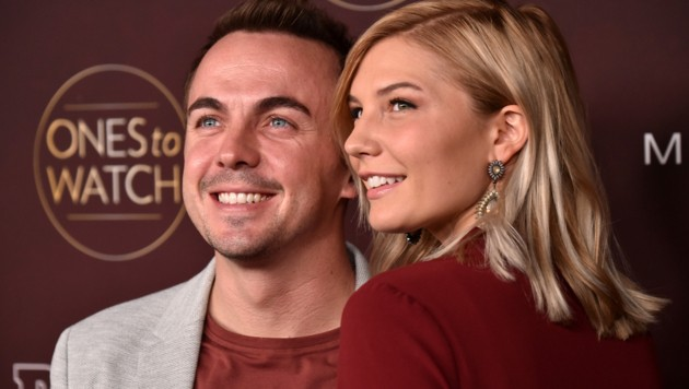 Frankie Muniz, Paige Price (Bild: 2017 Getty Images)