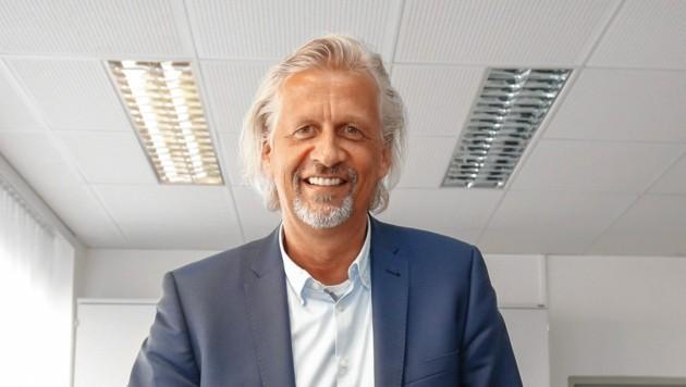 Dr. Gernot Filipp (Bild: Markus Tschepp)