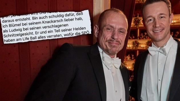 (Bild: Alexander Tuma, facebook.com, krone.at-Grafik)