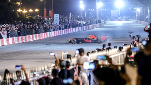 (Bild: APA/AFP/Nam NGUYEN)