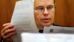 Jeffrey Franks (Bild: AFP/Daniel Mihailescu)