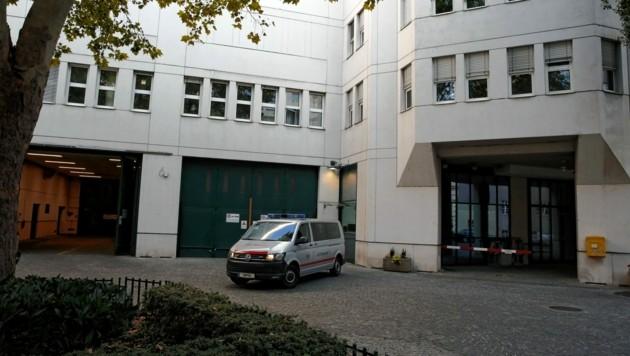 Sezgin Baran K. sitzt vorerst im Wiener Landesgericht ein. (Bild: Martin A. Jöchl)