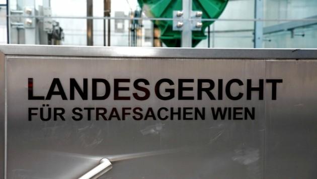 Das Landesgericht für Strafsachen in Wien (Bild: Martin A. Jöchl)