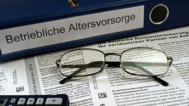 Die vorzeitige Auszahlung einer Betriebspension ist nur unter bestimmten Voraussetzungen möglich (Symbolbild). (Bild: ©kathrinm - stock.adobe.com)