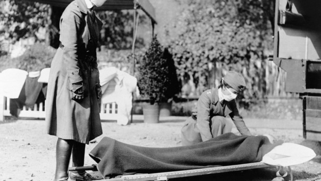 Versorgung eines Patienten in den USA (Bild: Honorar)