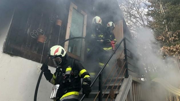 (Bild: Feuerwehr Straßburg)