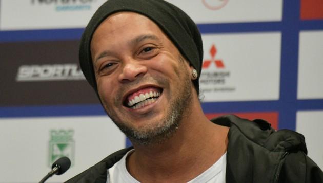 Ronaldinho (Bild: AFP)