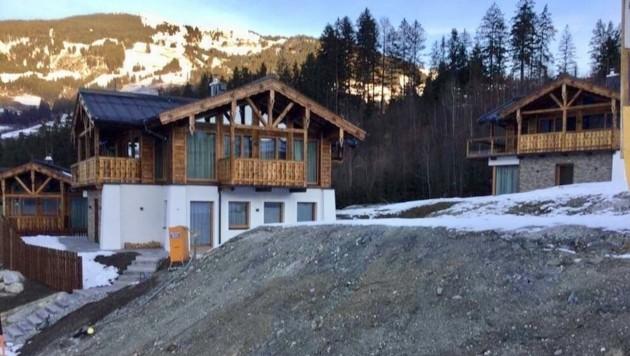 In Hollersbach wurde gerade Wohngebiet zur Errichtung von Zweitwohnsitzen umgewidmet (Bild: Karin Dollinger)