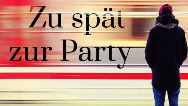 """""""Zu spät zur Party"""" (Ecowin Verlag) (Bild: BENEVENTO Publishing)"""