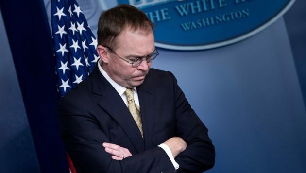 Mick Mulvaney (Bild: APA / Brendan Smialowski / AFP)