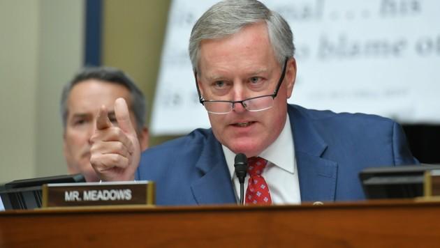 Mark Meadows (Bild: APA/AFP)