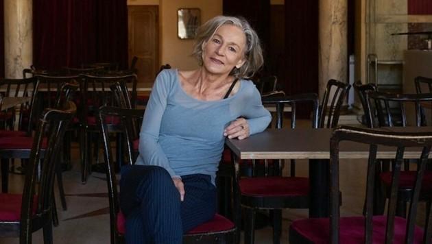 Martina Spitzer spielt am Theater und in ORF-(Krimi-)Serien. (Bild: Mihai Mitrea)