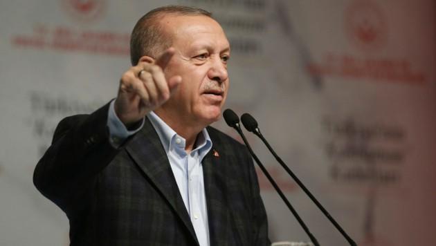 Recep Tayyip Erdogan (Bild: AP)