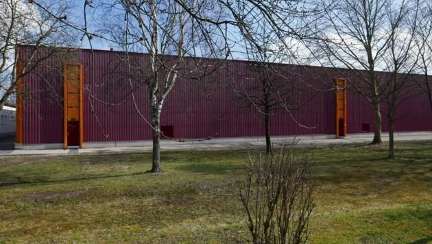 Das Spinnereigebäude der Linz Textil wird zum Kunstdepot (Bild: LiveBild)