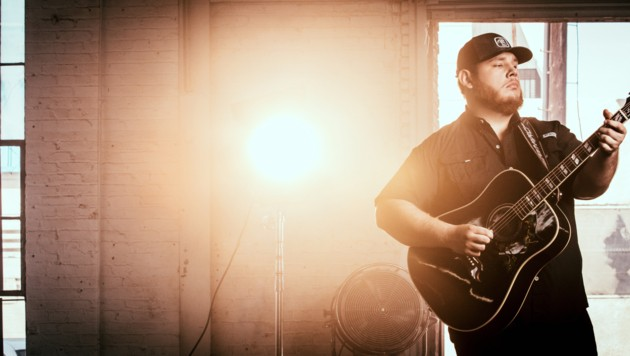 Superstar Luke Combs trat Freitagabend in der Verti Music Hall in Berlin auf. (Bild: JAMES WRIGHT)