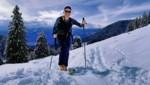 Joschi Peharz liebt Skitourengehen und Freeriden im Winter (Bild: Wallner Hannes)