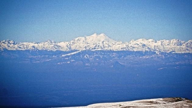 Der Elbrus (Bild: Wallner Hannes)
