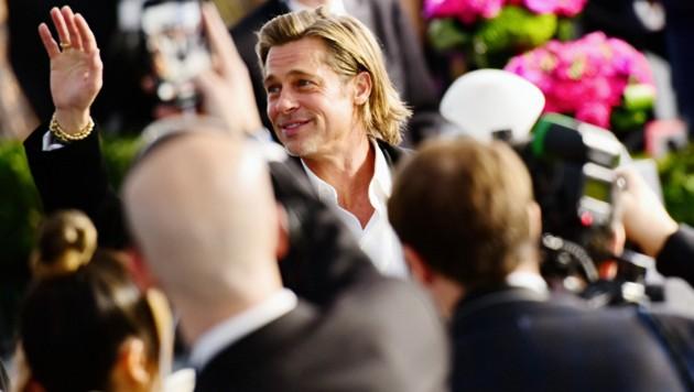 Brad Pitt (Bild: 2020 Getty Images)