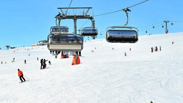 Der Kronplatz zählt zu den bekanntesten Skigebieten in Südtirol. (Bild: AFP)