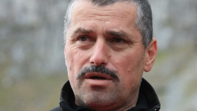 Michael Miggitsch ist der Leiter der steirischen Bergrettung (Bild: Erich Bretterbauer)