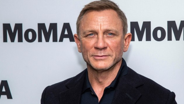 Daniel Craig (Bild: APA/Photo by Charles Sykes/Invision/AP)