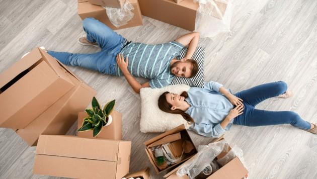 Der Traum vom Eigenheim ist ein Luxusgut im Ländle. (Bild: ©Pixel-Shot - stock.adobe.com)