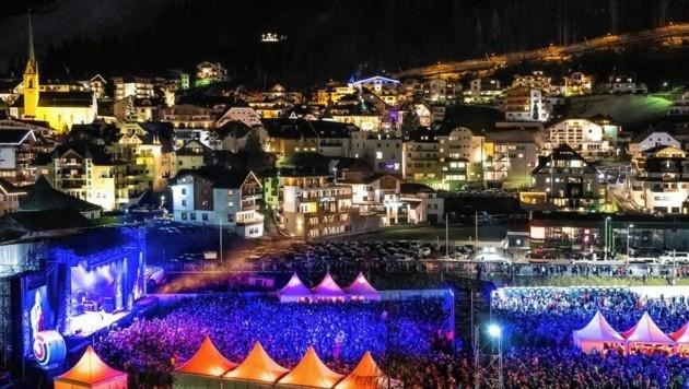 Der Wintersportort Ischgl in Tirol (Bild: TVB Paznaun-Ischgl)