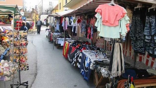 Viele Veranstaltungen, wie der beliebte Josefimarkt in Eberndorf, werden abgesagt. (Bild: Stadtgemeinde Ferlach)