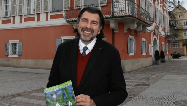 Josef Wallner (Deutschlandsberg) (Bild: Fürbass Josef)