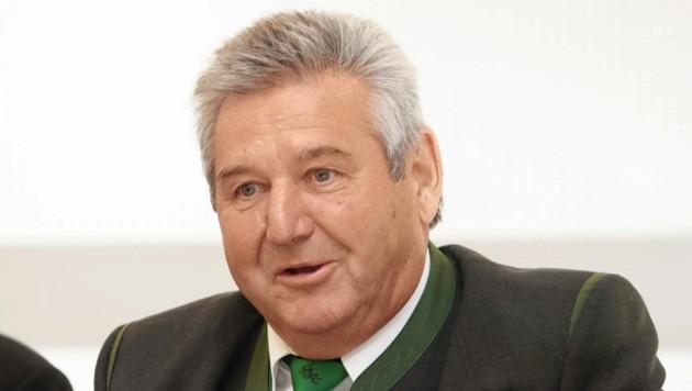Josef Niggas (Lannach) (Bild: Juergen Radspieler)
